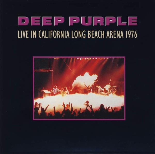 DEEP  PURPLE - Live Long Beach Arena - 1976