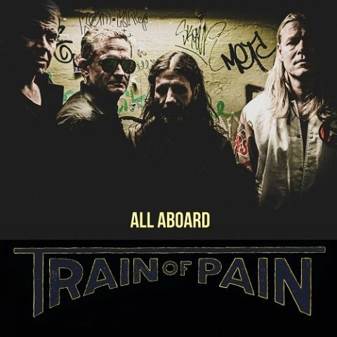 Train Of Pain - All Aboard. 2020